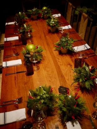 Eat, Drink & Be Merry Dinner
