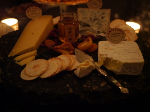 Beautiful Artisan Cheeses from client