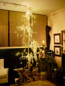 Our tree at the Loft