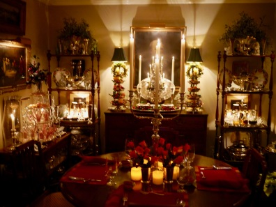 Christmas Eve at Little Downton