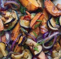eggplantpotatosalad